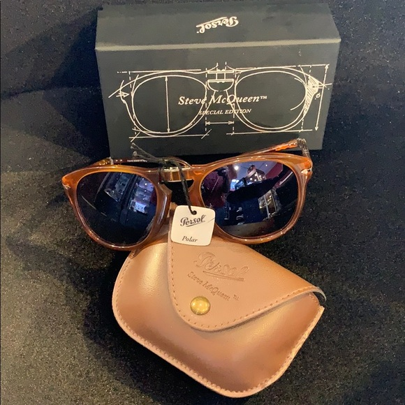 Persol Other - Steve McQueen Special Edition Folding sunglasses